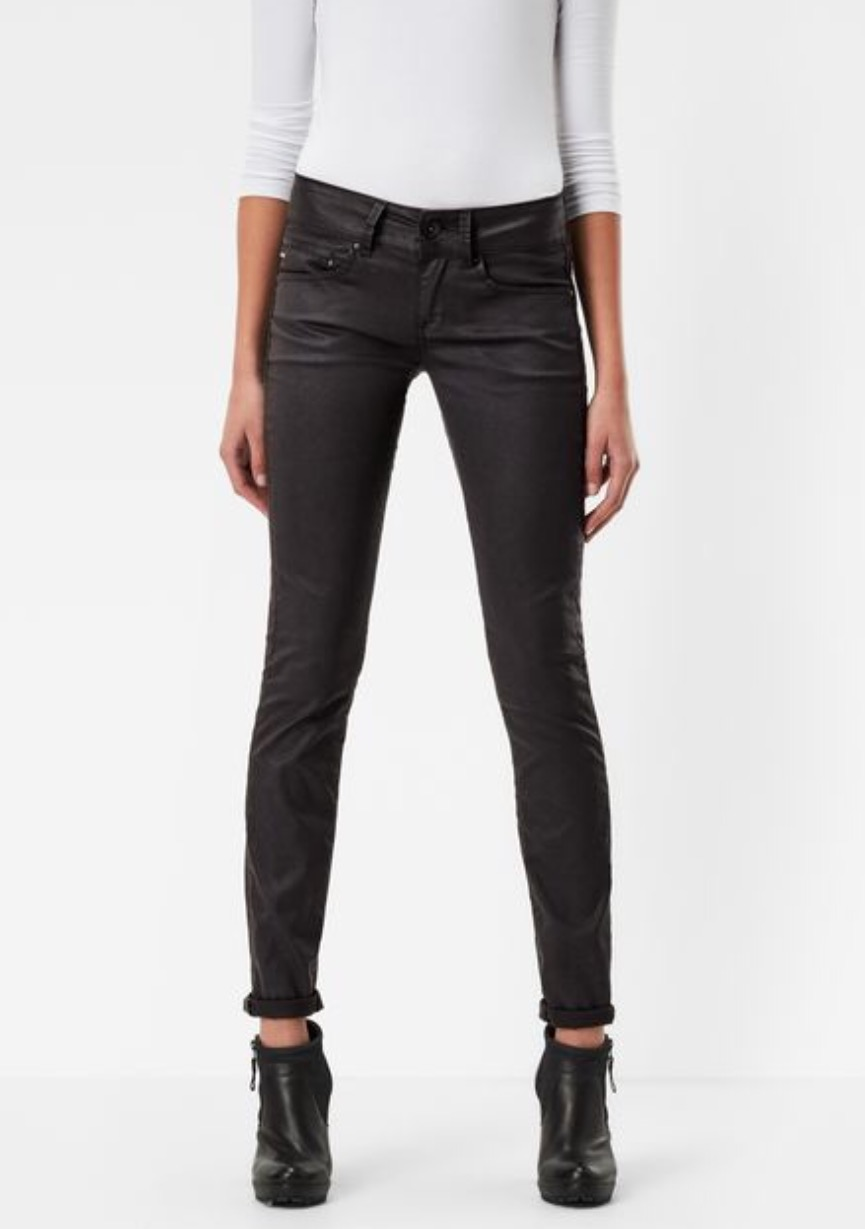 ac3b3a1bc41 G-Star RAW: Midge Cody Mid Skinny Jeans - Elevated Style