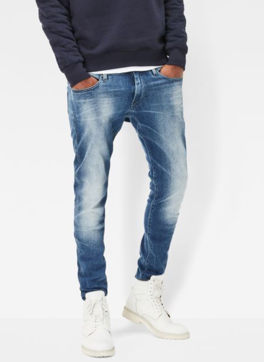 a354cf9ed42 G-Star RAW: Revend Super Slim Jeans - Elevated Style