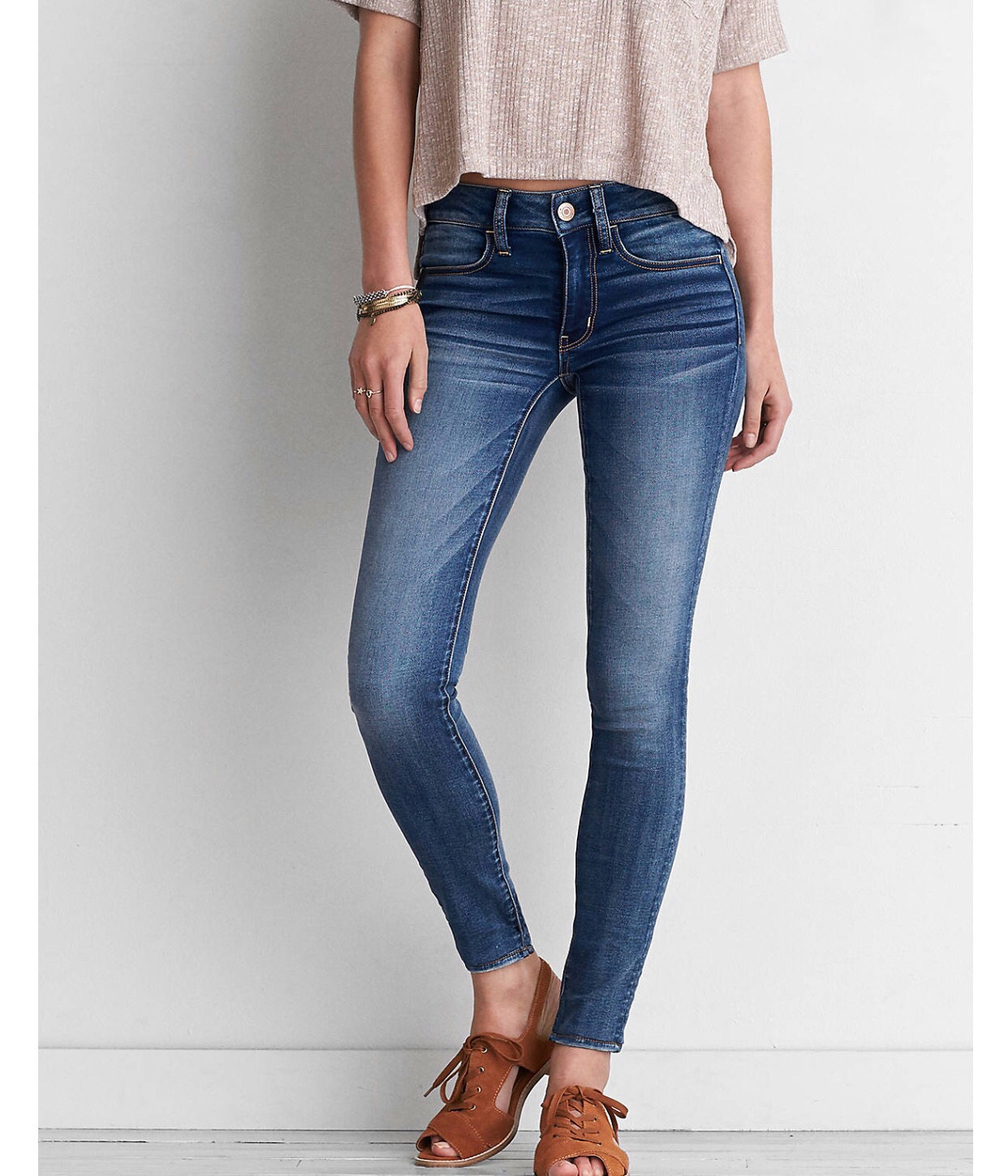 5030a5c989b4f American Eagle Outfitters: SUPER SOFT JEGGING - Elevated Style