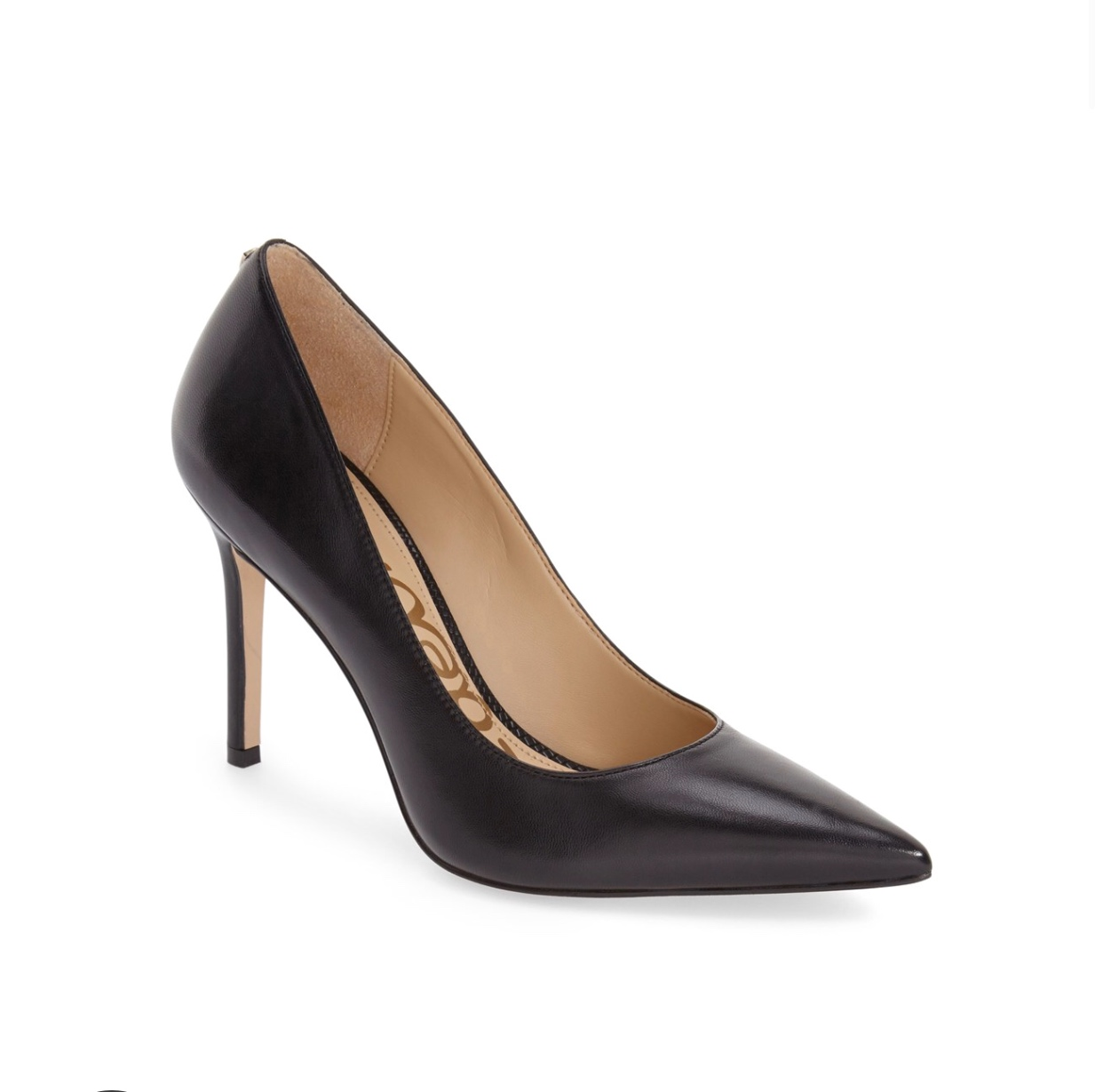 1d193a8ceae1 Nordstrom: Hazel Pointy Toe Pump SAM EDELMAN - Elevated Style